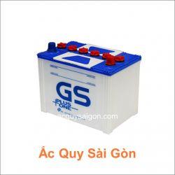 Ắc quy nước GS 12V 65Ah NS70L