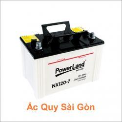 Ắc quy nước Powerland 12V 85Ah NX120-7
