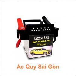 Máy Kích Đề Ô Tô Power Life 12V 500CCA