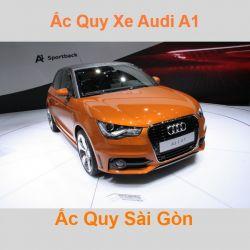 Bình ắc quy xe ô tô Audi A1 / S1