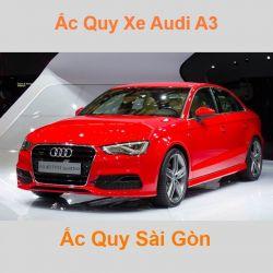 Bình ắc quy xe ô tô Audi A3 / S3 / RS3
