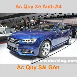 Bình ắc quy xe ô tô Audi A4 / S4 / RS4