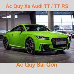Bình ắc quy xe ô tô Audi TT RS