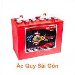 Ắc quy xe điện US Battery-12V 155Ah 12VRX-XC2