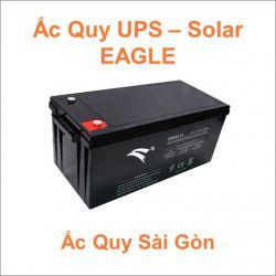 Danh mục ắc quy UPS - Solar Eagle