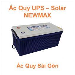 Danh mục ắc quy UPS - Solar Newmax