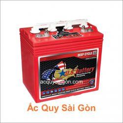 Ắc quy xe điện US Battery 8V 183Ah 8VGCHC-XC2