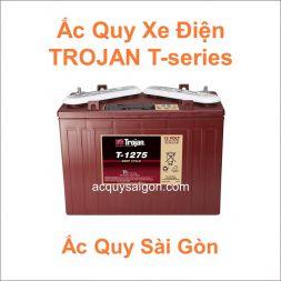 Danh mục ắc quy xe điện Trojan T-series