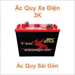Danh mục ắc quy xe điện 3K T-series