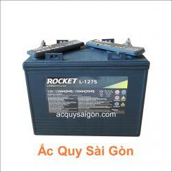 Ắc quy xe điện Rocket-12V 150Ah L-1275