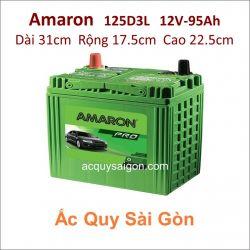 Ắc quy Amaron 12V 95Ah 125D31L (T110ZL)
