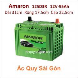 Ắc quy Amaron 12V 95Ah 125D31R (T110ZR)