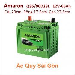 Ắc quy Amaron 12V 65Ah Q85/90D23L