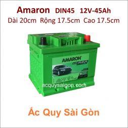 Ắc quy Amaron 12V 45Ah Din45 (545106036)