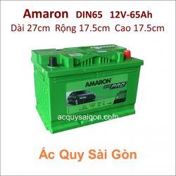 Ắc quy Amaron 12V 65Ah Din65 (56510659)