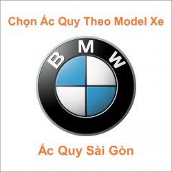 Ắc Quy Cho Hãng Xe BMW