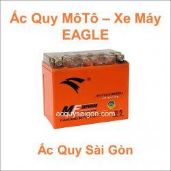 Danh mục ắc quy môtô xe máy Eagle