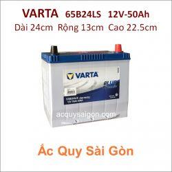 Ắc quy Varta 12V 50Ah 65B24LS (NX100-S6LS)