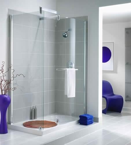 Cabin – Vách kính phòng tắm