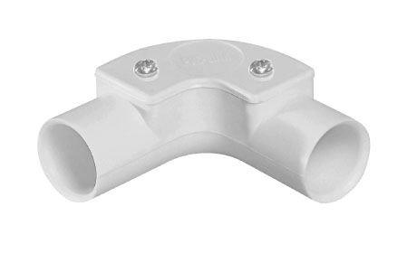 Cút ống tròn chữ L16 có nắp (E244/16) SP