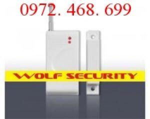 Cảm biến từ gắn cửa không dây WSMC02B