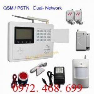 Hệ thống báo trộm không dây  Guardsman GS-6100