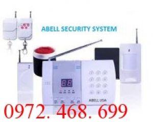 Hệ thống báo trộm ABELL GSM-100