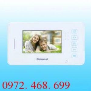 Màn hình chuông cửa Video Intercom Dimansi DMS-08FC19E