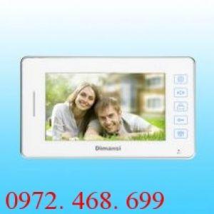 Màn hình chuông cửa Video Intercom Dimansi DMS-08FC21E
