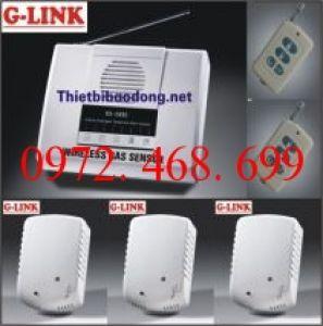 Trung tâm báo Gas không dây G-LINK BG-3MT338