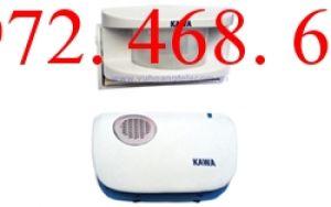 Báo động hồng ngoại chuông rời không dây Kawa Kw-i218