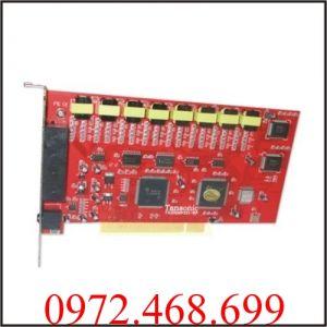 Card ghi âm điện thoại 8 Cổng Tansonic TX2006P311-8A
