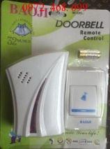 Chuông cửa không dây đơn Doorbell 610A
