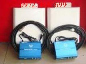 Thiết bị thu phát không dây BD2G4-806 4W 2 anten to