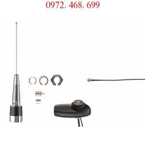 HAE6017 - Anten kết hợp GPS/UHF 403–527 MHz, 2 dB