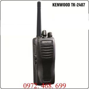 Bộ đàm kenwood tk 2407