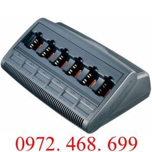 WPLN4188 - Bộ sạc đa hộc cho máy bộ đàm cầm tay GP328/GP338