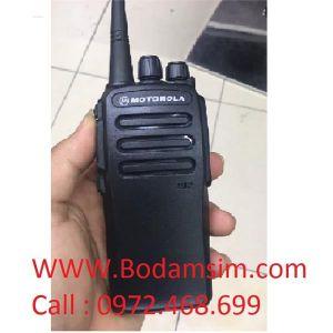 BỘ ĐÀM Motorola Cp 8600 Plus