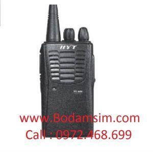 Bộ đàm  HYT TC500 VHF