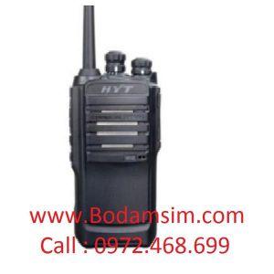 Bộ đàm  HYT TC 508 UHF