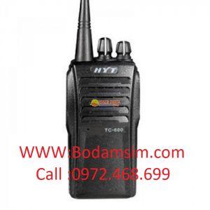 Bộ đàm HYT TC 600 VHF