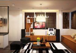 Thiết kế nội thất căn hộ - Cô Hằng