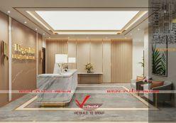 Văn phòng Công ty cổ phần đầu tư và du lịch Vạn Hương thuộc tập đoàn Geleximco