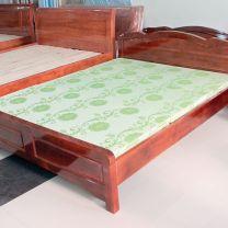 Giường ngủ gỗ tự nhiên cao cấp TO-XT3L1.6