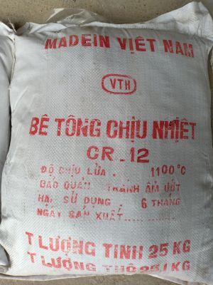 Bê Tông Chịu Nhiệt CR12