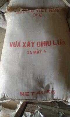Vữa Chịu Nhiệt