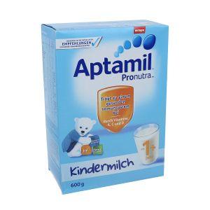 3. Sữa Aptamil 1+ Đức (Hộp Giấy 600g)