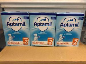 Sữa Aptamil 2+ Đức (Hộp Giấy 600g)