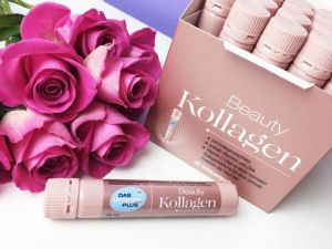 kollagen beauty (dạng uống)đẹp da- của das gesunde plus - hộp 20 ống