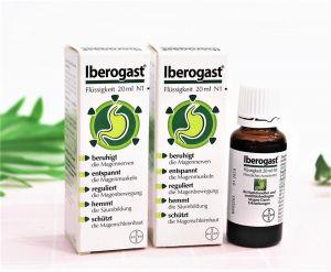 Thuốc iberogast chữa viêm loét dạ dày đầy hơi chướng bụng 20ml